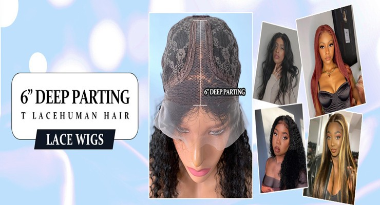 What Is A T-part lace wig And How To Finesse It Perfectly?