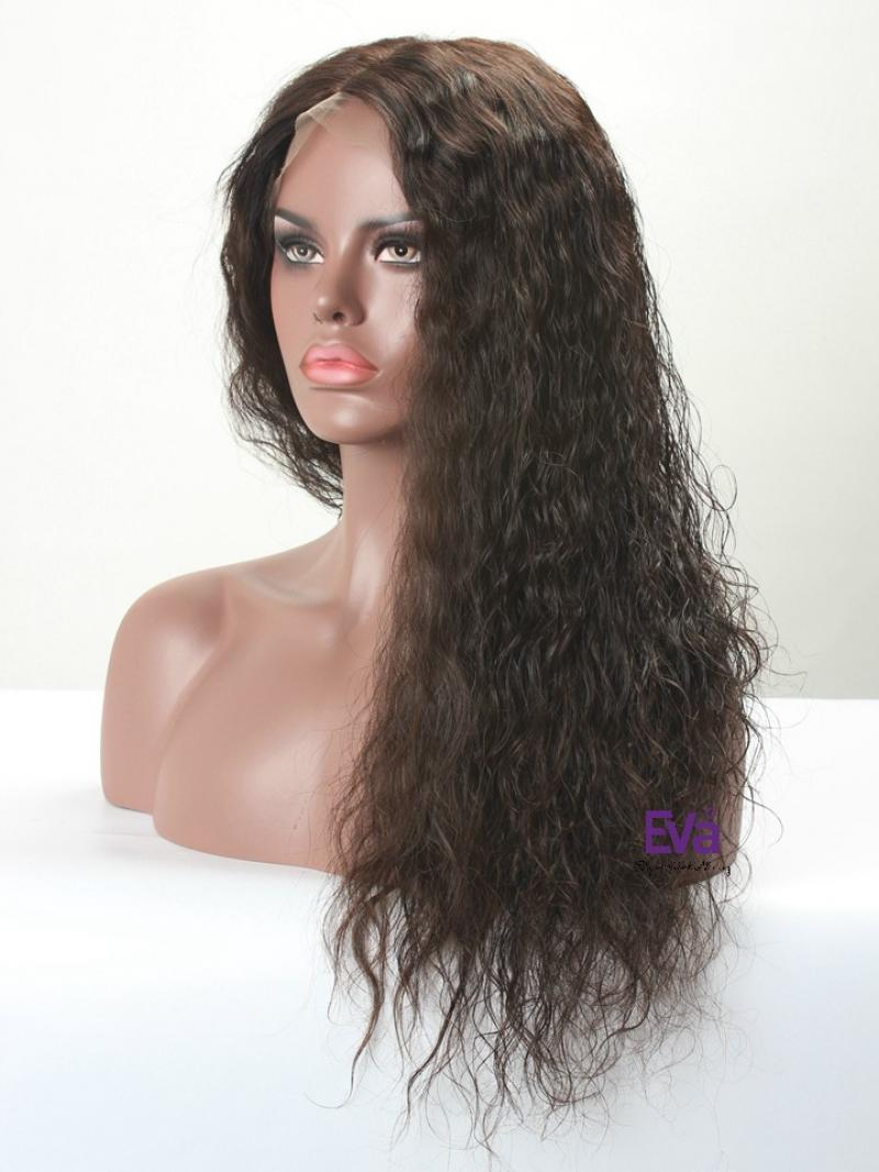 Ready to Ship Wavy Full Lace Human Hair Wig