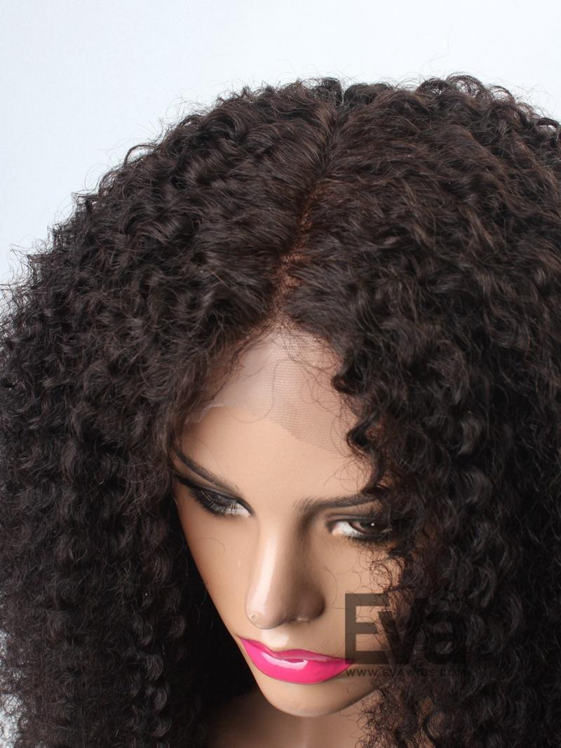 """14"""" 130% FULL LACE PETITE SIZE WITH WIDOW'S PEAK"""