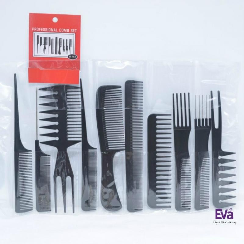 10 Pieces Combs Package Sale