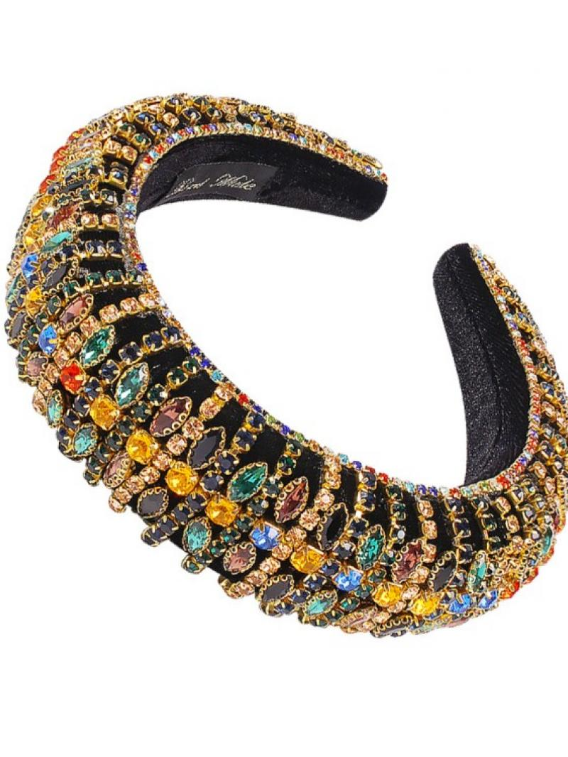 Rainbow Diamond Headband