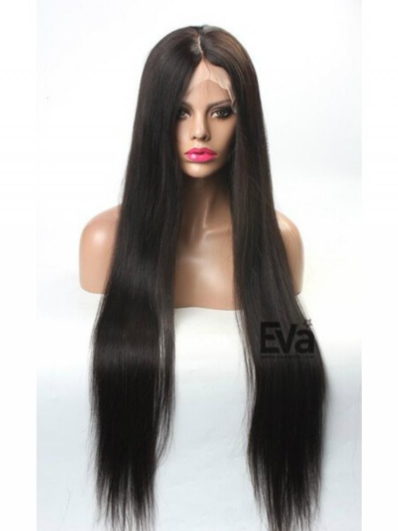"""22"""" 150% CUSTOMIZED COLOR SILKY STRAIGHT FULL LACE WIG"""