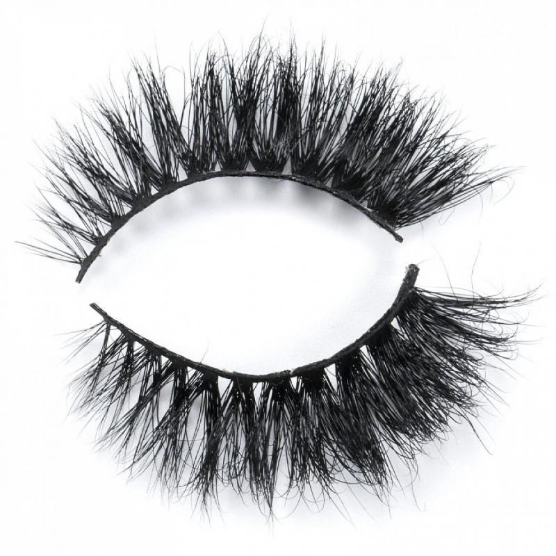 Elle Glam - Super-fine 3D Mink False Lashes
