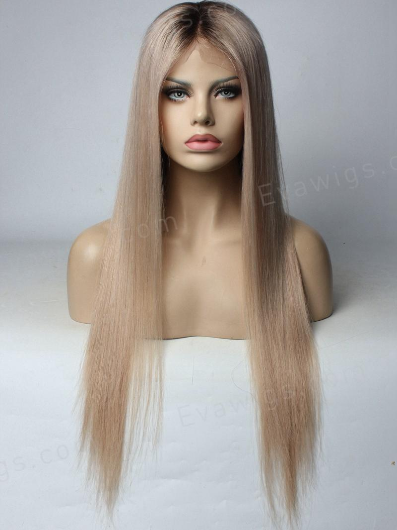 Custom Color] 16\' - 26\' Ash Blonde Full