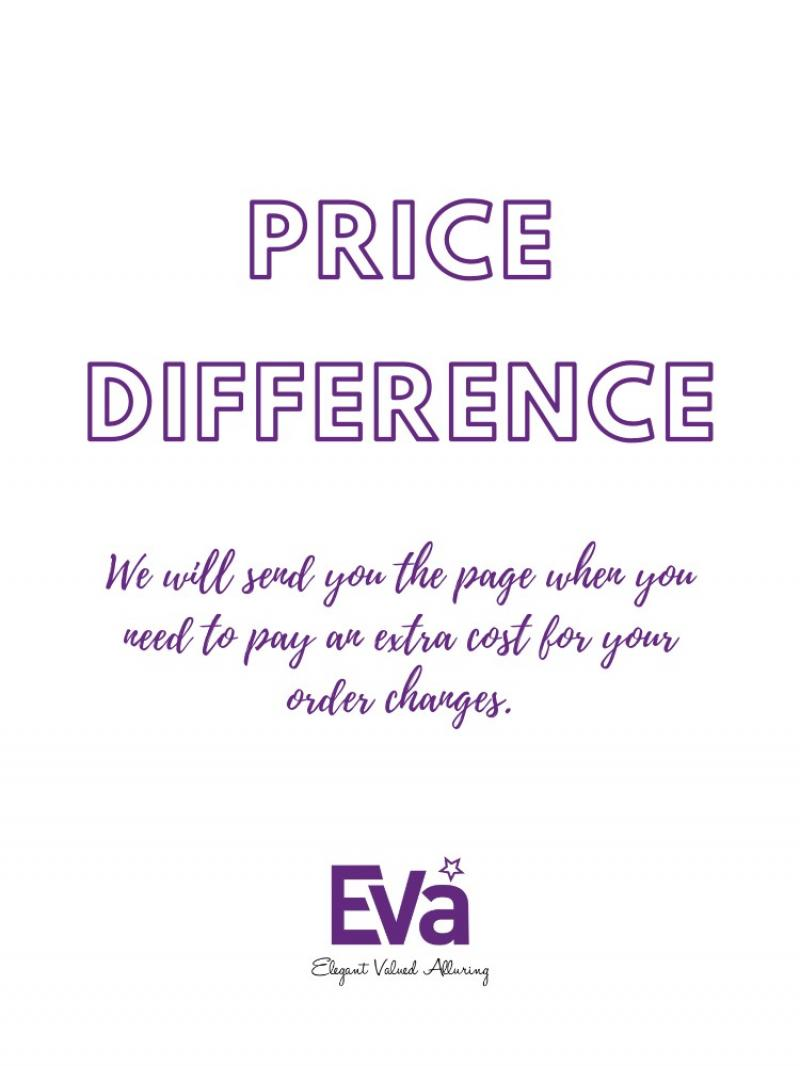 Evawigs Price Difference