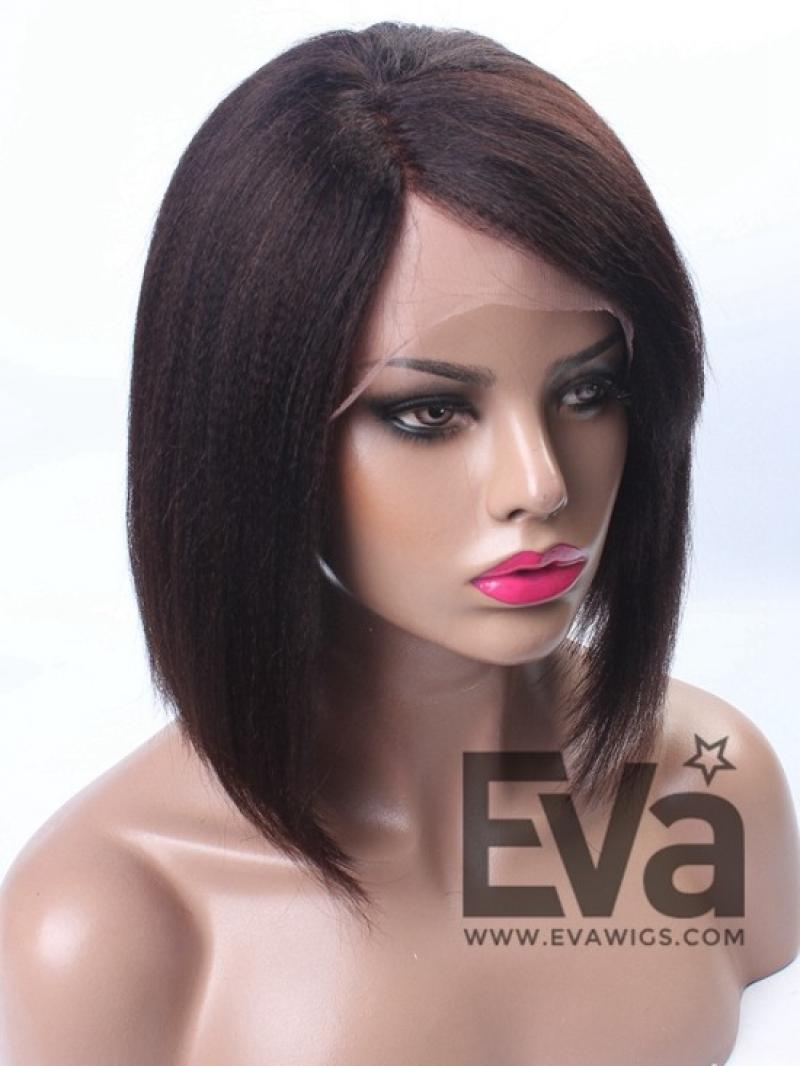Pretty Bob Full Lace Human Hair Wig