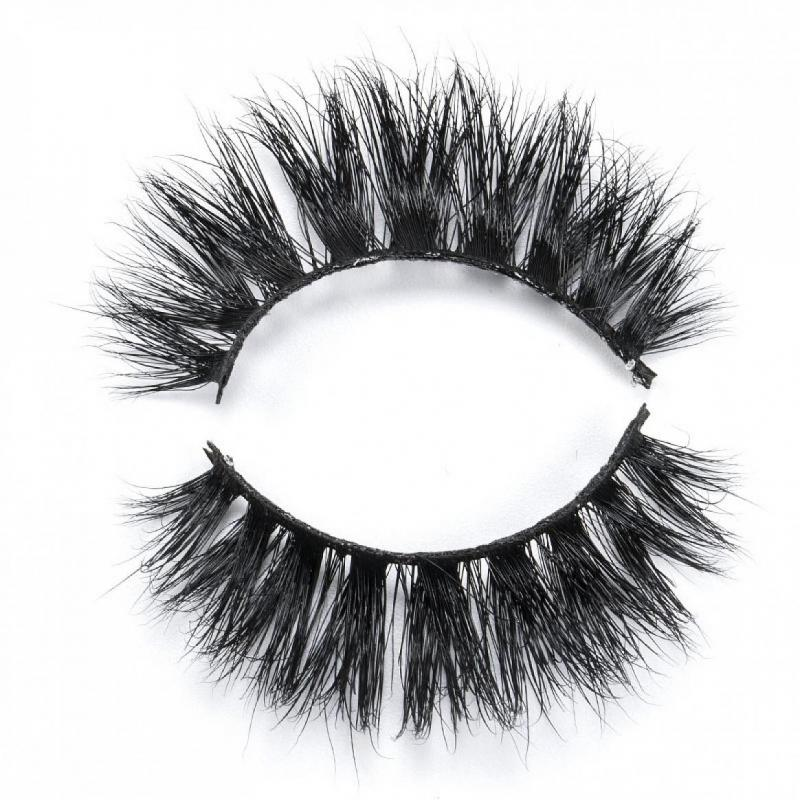 Glam - Super-fine 3D Mink False Lashes