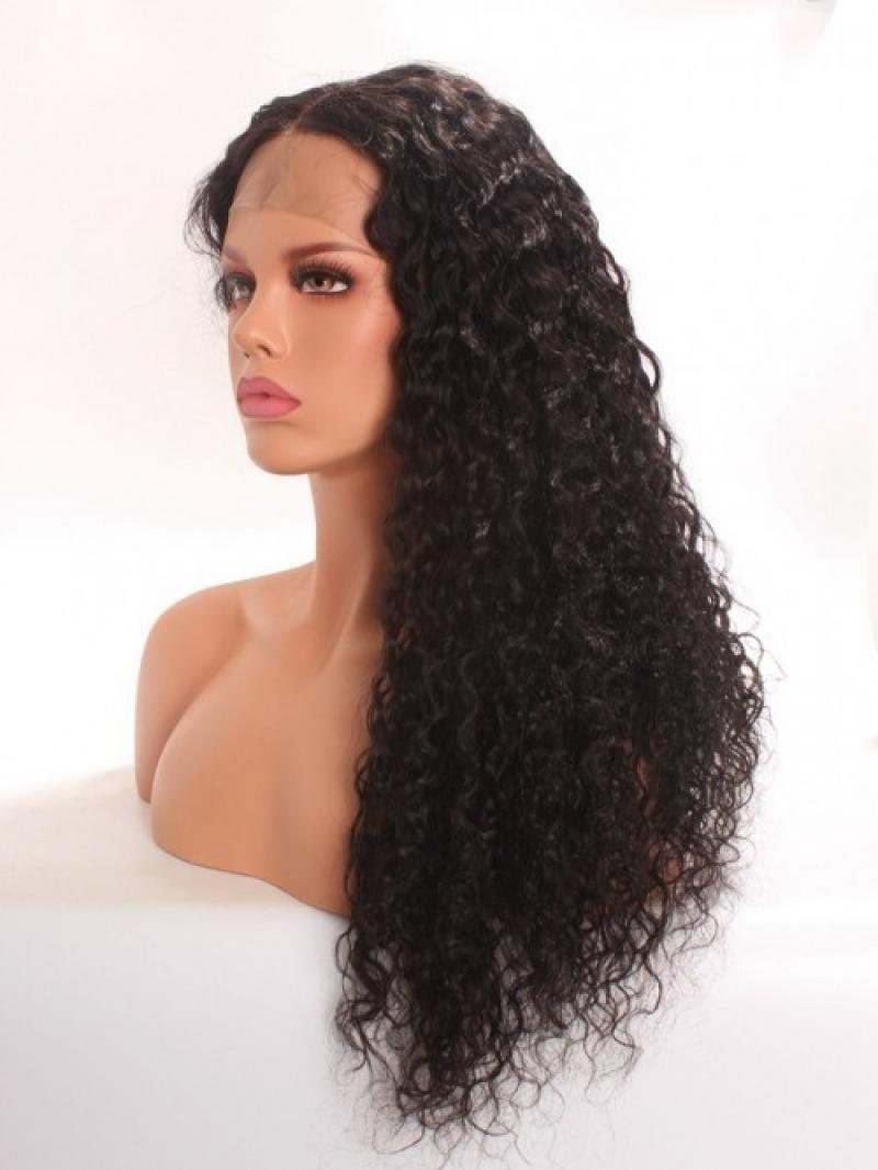 "18"" 130% 4"" LACE FRONT WIG"