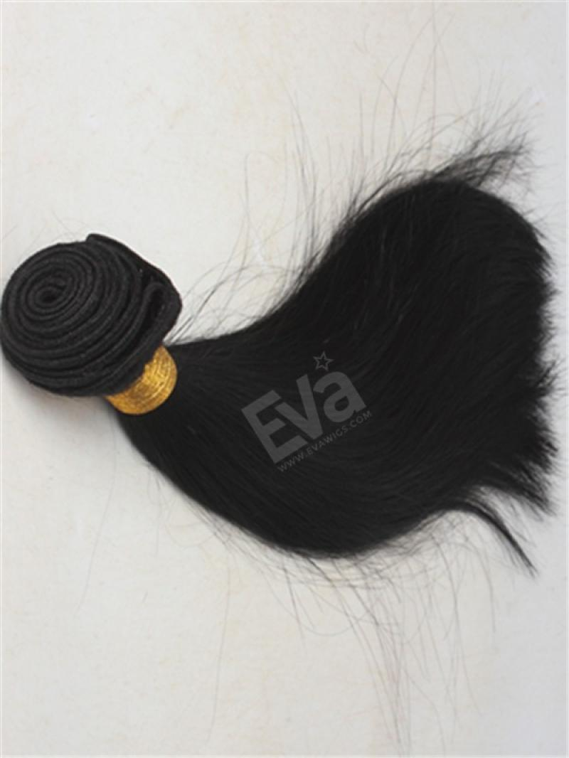 High Quality Straight Indian Remy Human Hair Weave