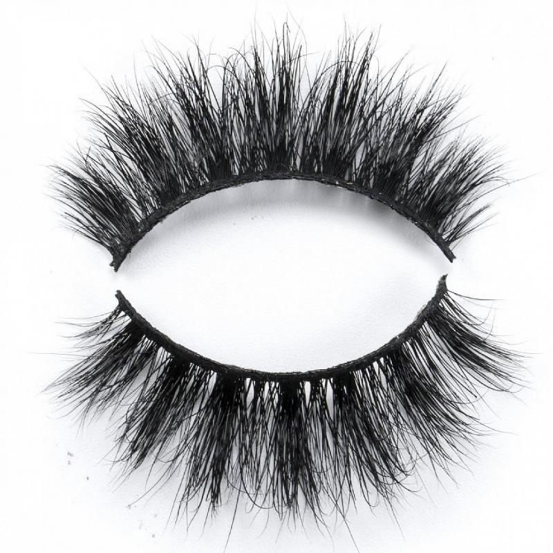 Bazaar - Super-fine 3D Mink False Lashes